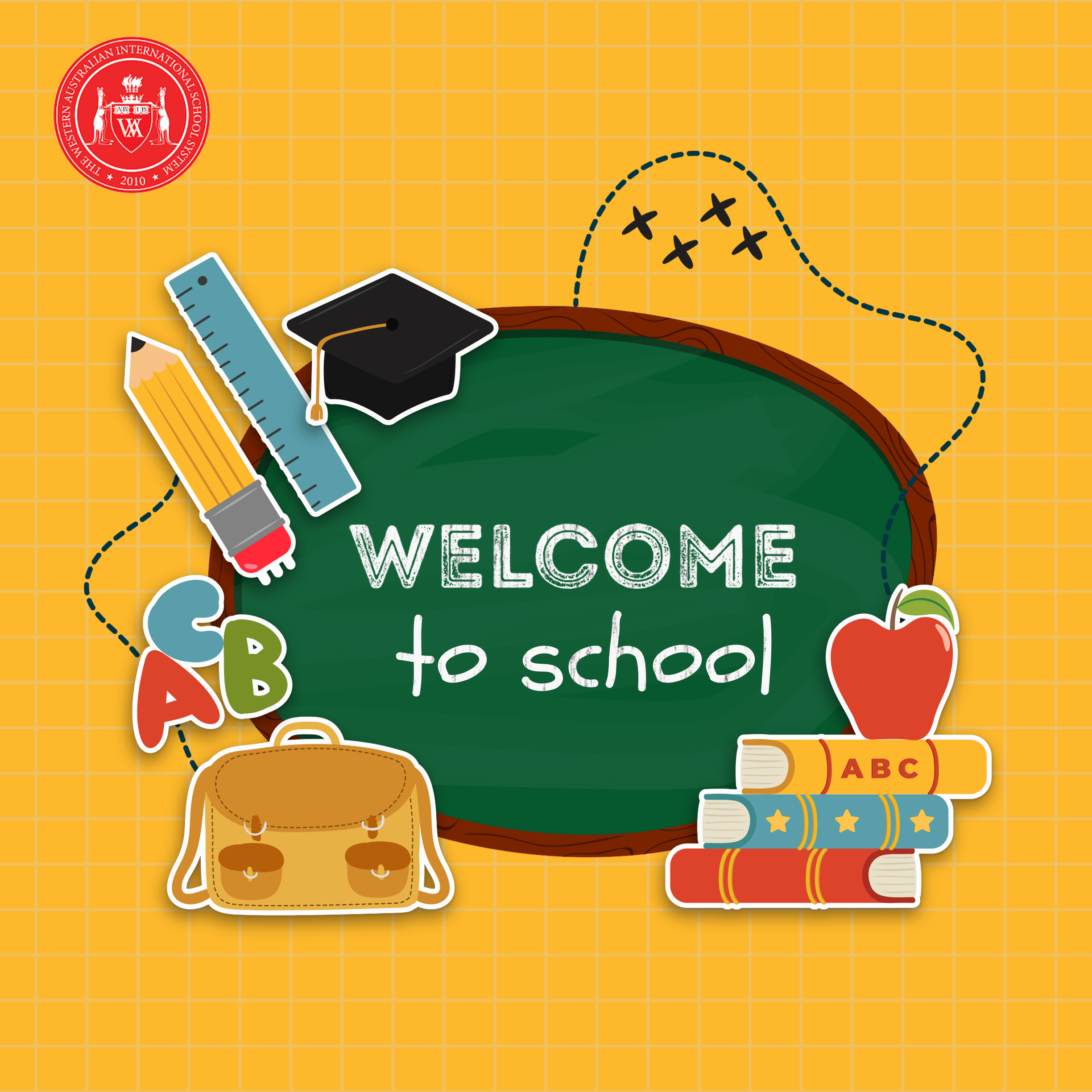 WELCOMING THE NEW SCHOOL YEAR CONTEST